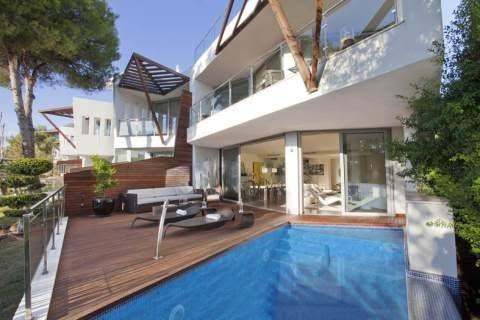 Аренда вилл и апартаментов в Испании