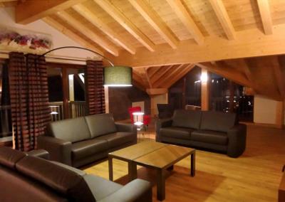 Апартаменты во Франции в Новый год