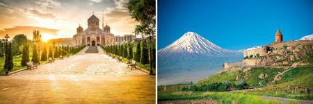 Тур Армения - Грузия