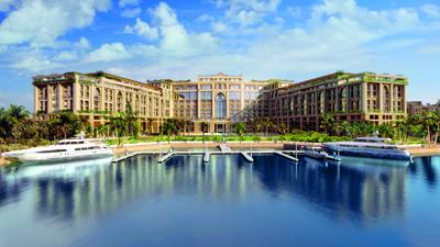 Отель в Дубае Palazzo Versace Dubai