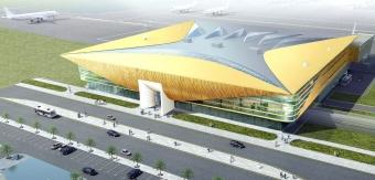 Новый терминал в Перми