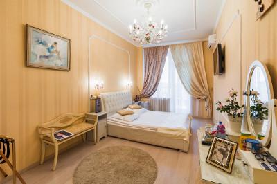 Премиум отель «Забава», Санкт-Петербург